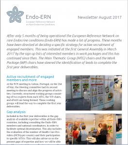 Screenshot newsletter august