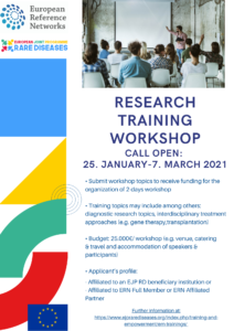 EJP-RD_WP17-Research Workshop announcement-3rdCall